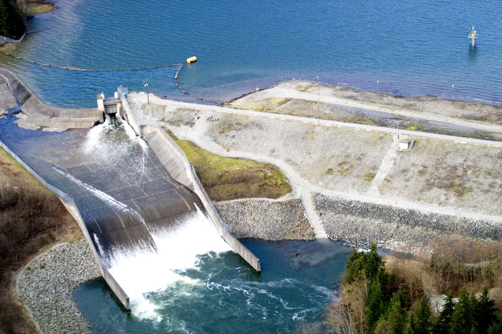 Alouette Dam